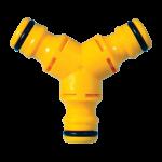 Коннектор тройной HoZelock 2293 Y-образный