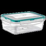 Контейнер Fresh Box прямоугольный 2,5 л прозрачный