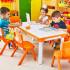 Стол детский Irak Plastik Dodo оранжевый