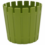 Горшок для цветов Akasya 2 л зеленый