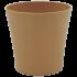 Горщик для квітів Gardenya 2,7 л коричневий