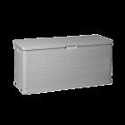Сундук пластиковый Woodys Lin 280 л теплый серый Toomax