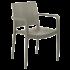 Кресло Tilia Specto XL серый цемент