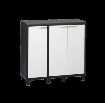 Шкаф низкий 3-х дверный Factory S Toomax