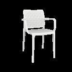 Крісло Papatya Fame-K біле
