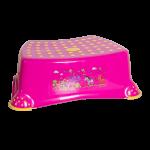 Табурет Step Irak Plastik розовый