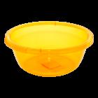 Таз круглий 2,6 л помаранчевий