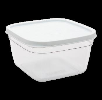 Контейнер пищевой 0,3 л прозрачно-белый