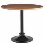 База стола Spark d45x50 см черная Papatya