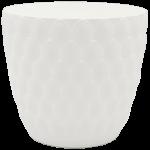 Горщик для квітів Pinecone 1,6 л білий