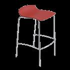 Барный стул Papatya X-Treme BSS матовый красный кирпич