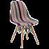 Стул Tilia Eos-V сиденье с тканью, ножки буковые ARTCLASS 903