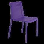 Стул Papatya Cool пурпурный