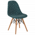 Стул Tilia Eos-V сиденье с тканью, ножки буковые ARTCLASS 808