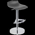 Барное кресло Papatya X-Treme B матовый антрацит
