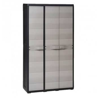 Шкаф 3-х дверный Elegance S Toomax теплый серый