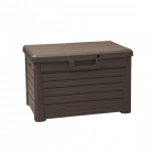 Скриня пластикова Compact Box Florida 120 л коричнева Toomax